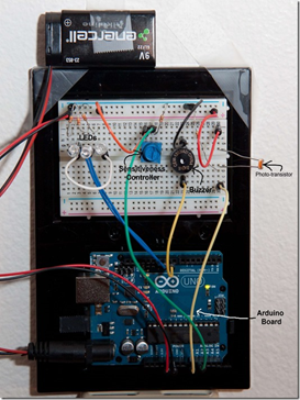 Knock Knock Building An Arduino Door Entry Alarm